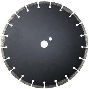 Asphalt blade laser tracer