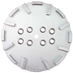 Grinding plate KD12